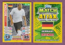 Germany Jerome Boateng Bayern Munich 117